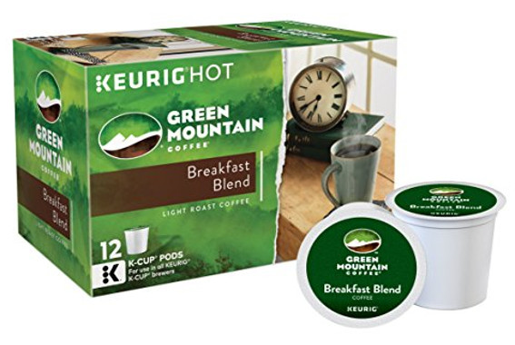 Green Mountain Coffee Breakfast Blend Review
