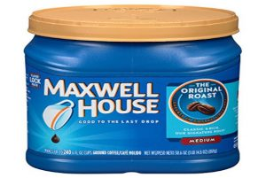 Maxwell House Original Blend Ground Coffee